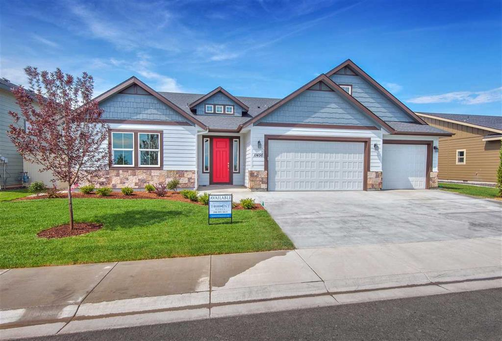 11456 Meadow lily front