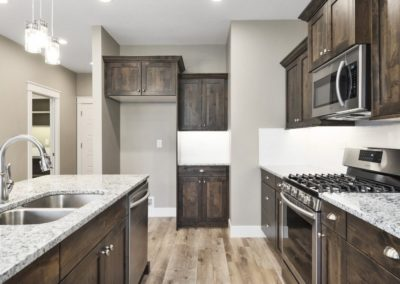 1075 Smoky Quartz - Kitchen 2