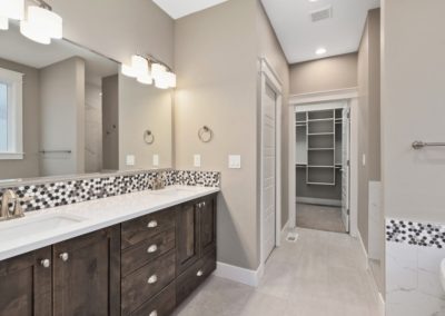 1075 Smoky Quartz - Master Bath